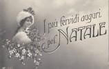 CHRISTMAS - Italiy Cpa - I Piu Fervidi Auguri Pel Natale - Kerstmis