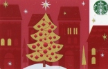 Starbucks Card / Starbucks Gift Card   Starbucks Coffee Company / Christmas Tree / 2012 - Cartes Cadeaux