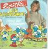 """45 Tours SP - Série TV """" LES SCHTROUMPFS """" ( Déssin Animé PEYO ) DOROTHEE - Soundtracks, Film Music"""