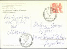 Esperanto Switzerland 1979 64th Congress Special Postmark On Postcard Luzern Travelled Bb150918 - Esperanto