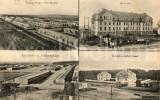 Postkaart / Post Card / Carte Postale / Elsenborn Campe / Truppenlager / Kavallerie / Artillerie / Kaserne / Beamtenwohn - Elsenborn (Kamp)