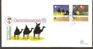Antillen / Antilles 1995 FDC 269 Christmas Camel - Curaçao, Antilles Neérlandaises, Aruba