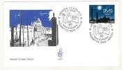ITALIA - FDC VENETIA  - ANNO 2009 -  PROGETTO SMS VENICE - VENEZIA - F.D.C.