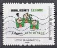 France : Timbre Personnalisé Oblitéré : S.O.S. Amitié - France