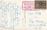 1 S Sondermarke + Sonderstempel Auf Ak Koschutta In Den Karawanken - 1945-.... 2. Republik
