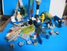 Lot LEGO  ( Personnages - Pièces Articulées - Tournantes - Briques -plaques - Divers )) - Lego