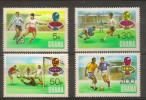 GHANA - World Cup 1974 - Coppa Del Mondo