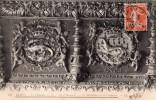CPA  --  DPT 41  -- BLOIS  -- LE  CHATEAU  --  LE  SALON  D ´ HONNEUR  --  LE  MEDAILLON  DE LA  CHEMINEE  --  L.L... - Blois