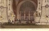LIEGE (4000) - Art Nouveau : Exposition De Liège 1905. Entrée Principale. CPA Précurseurs Colorisée. - Liege