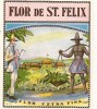 Klingenberg: Flor De St. Felix: 24495 En 24493 - Labels