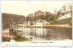 GEETBETS ..-- BOUILLON ..-- Pris Du Pont De LIEGE . 1903 Vers GEETBETS . Voir Verso . - Geetbets