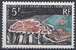 ANTARTIDA FRANCESA 1963 - Yvert #20 - MNH ** - Tierras Australes Y Antárticas Francesas (TAAF)