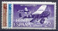 ESPAÑA/IFNI 1966 - Edifil #218/20 - MNH ** - Ifni