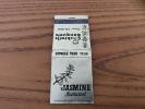 """Pochette D´allumettes ETATS UNIS """"JASMINE Restaurant - SAN PABLO"""" - Boites D'allumettes"""