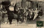 03 - MONTLUCON - Battu Par Sa Femme - Coutumes Du Centre - Ane - Montlucon