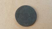 Ile Maurice 5 Sols Mautitius 1794 - Mauritius