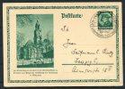 1933 DR Germany Lederhandschuhindustrie Postkarte - Covers & Documents