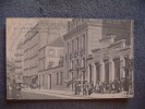 Cpa  Paris XVII ème Rue Jouffroy La Poste,bureau Central 1904. - Paris (17)