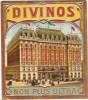 Klingenberg: DIVINOS; Nr GK 14797 En GK14795 - Labels