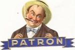 PATRON - 2 Items - Etiquettes