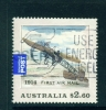 AUSTRALIA  -  2014  First Airm Mail  $2.60  International Post  Used As Scan - Usati