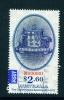 AUSTRALIA  -  2013  First Commonwealth Banknote  $2.60  International Post  Used As Scan - 2010-... Elizabeth II