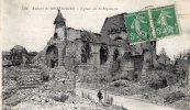 CPA   80   MONTDIDIER---EGLISE DU ST-SEPULCRE---1919 - Montdidier
