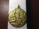 Medaille Football (tacle) - Patinage Artistique