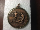 Medaille Football (tacle) - Skating (Figure)