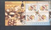 CEPT Ungarn Block 288 Gastronomie / Gastronomy MNH ** Postfrisch - 2005