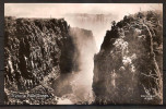 Zambia/Zimbabwe - Victoria Falls,Gorge - Zambia