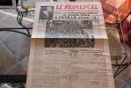 LE PROVENCAL DU 9 MAI 1945 LE MONDE A FETÉ LE JOUR V - Autres