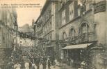 LE PUY  LES FETES  DU CONCOURS MUSICAL 1909 - Le Puy En Velay