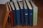 Fast 20 kg Deutschland mit u.a. Sammlung SBZ / Berlin / Bund ** bis 2000 etc., �ber 600 Bilder ....63(E)