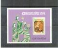 GRENADA , ** , Postfrisch , MNH , Mi.Nr.Block 38 - Grenada (1974-...)