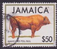 Jamaica Scott   822 VG  (tear LR Corner) Used - Jamaica (1962-...)