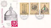Vatican City 1972 Bramante Kim Cover - Vatican