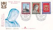Vatican City 1973 Eucharistic Congress Kim Cover - Vatican