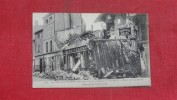 France > [55] Meuse> Verdun ( Ruins Of The Central Hotel ------- ----- Ref  1972 - Verdun