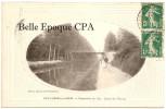 93 - PAVILLONS-sous-BOIS - Passerelle Du Gaz - Canal De L´Ourcq +++ Édition Viprey, Café-Restaurant +++ 1911 +++ RARE - Les Pavillons Sous Bois
