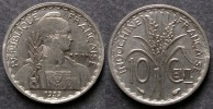 INDOCHINE  10 Cent 1939  INDOCHINA  INDOCINA   PORT OFFERT - Colonias