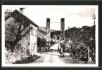 CPA Monestier-de-Clermont, Le Pont De Brion - France