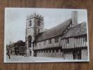 47246 POSTCARD: WARWICKSHIRE: Stratford-Upon-Avon: The Grammar School. - Stratford Upon Avon