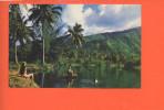 TAHITI - Embouchure De La VAITAPIRA TAUTIRA, Tahiti Où Les Indigènes Aiment à Se Baigner - Polynésie Française