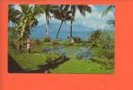 TAHITI - Scenery At Mataia Looking At Little Tahiti - French Polynesia