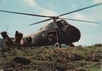 CPM - SIKORSKY H34 En Opération - Hélicoptères