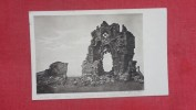 England> Yorkshire > Whitby Abbey After German Bombardment --- Ref  1972 - Whitby