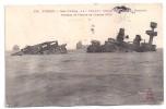 CPA Tonkin Viet Nam Baie D' Along Le Croiseur Le Sully Dans La Passe Henriette édit Dieulefils à Hanoï N°274 écrite - Vietnam