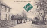 15400# LES PLACES Près NEXON ROUTE DE ST YRIEIX 1910 HAUTE VIENNE 87 - Autres Communes