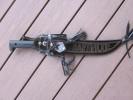 MACHETTE IMACASA NEUVE FOURREAU CUIR MARTINIQUE - Knives/Swords